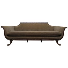 Antique Regency Sofa