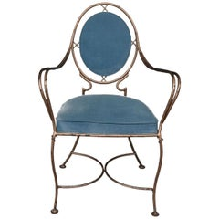 1940 Series 3 Iron Chairs Twisted