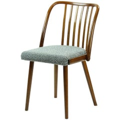 Bentwood Chairs by TON, Czechoslovakia, circa 1960