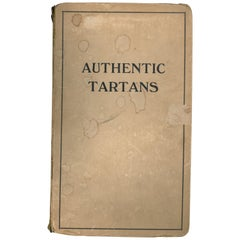 Authentic Tartans, Fabric Swatch Book