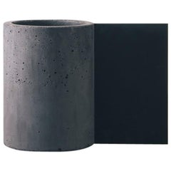 Tall Vase, Tag Collection, Black