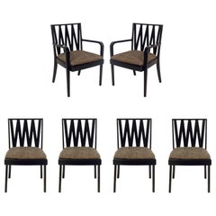 Paul Frankl Dining Chairs