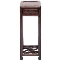 Chinese Cracked Ice Lattice Table