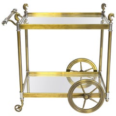 Cheval Bar Cart
