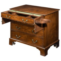 George III, Chippendale Period, Mahogany Chest of Drawers