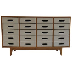 James Leonard Chest of Drawers by Esavian, 1950s