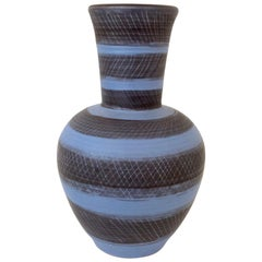 Marcel Guillot Large Ceramic Vase, circa 1950, France