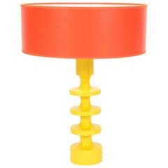 Uno & Östen Kristiansson Table Lamp Luxus, 1950s