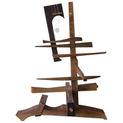 Great Wood Sculpture by the Artist Sidney Rose