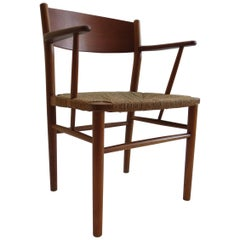 1950s Borge Mogensen Chair Model No 156