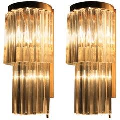Set of Two J. T. Kalmar Big Wall Lamps