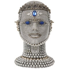 W. Beaupre Chain Mail Bust