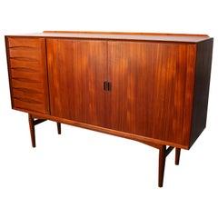 Danish Design Highboard or Cabinet Model OS63 by Arne Vodder for Sibast, 1950s