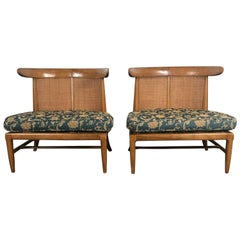 Set of 4 Slipper Chairs John Lubberts and Lambert Mulder for Tomlinson