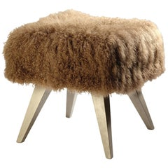 Mini Stool Brown