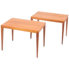 Pair of End Tables by Severin Hansen