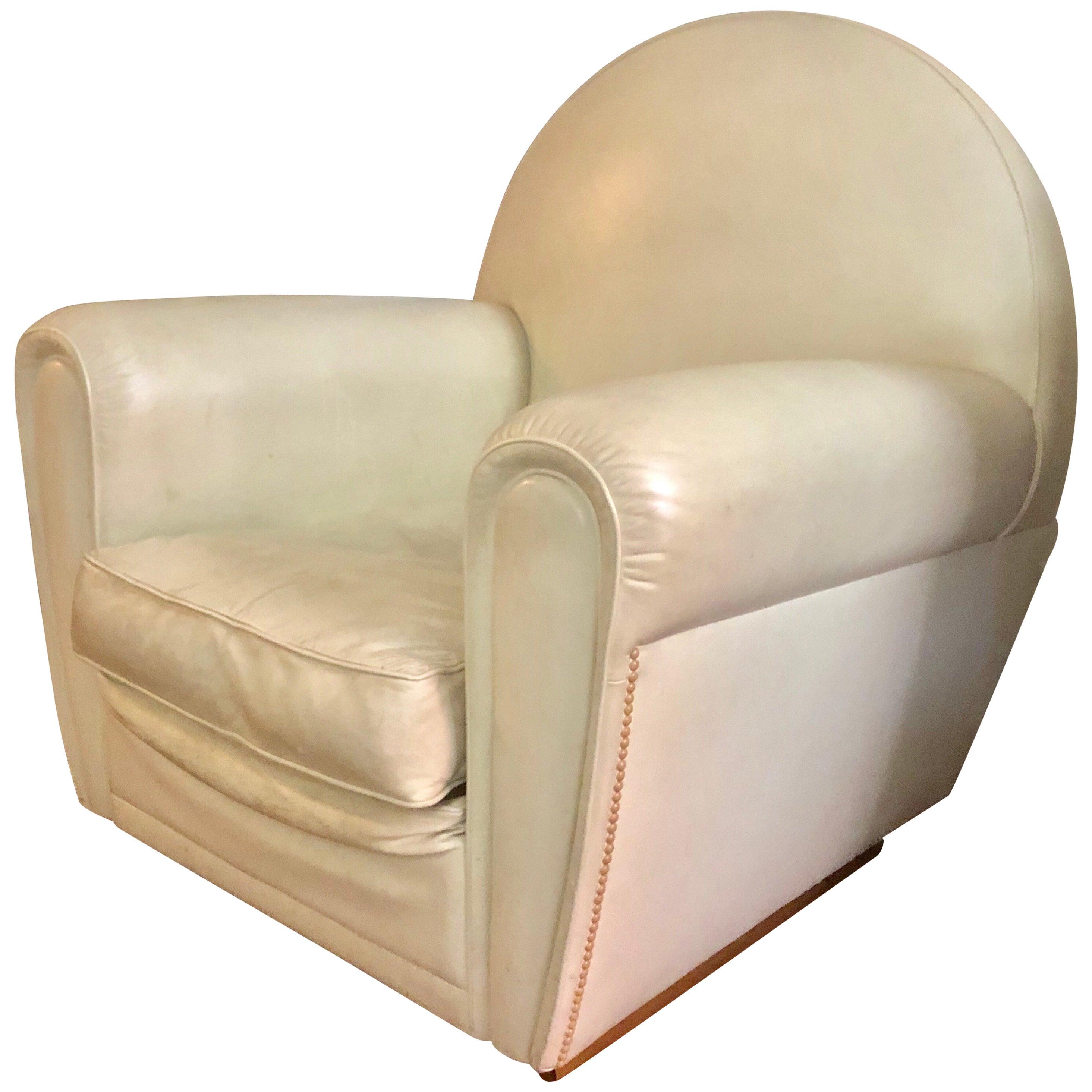 Pair of Italian Mid-Century Leather Armchairs/Lounge Chairs, Poltrona Frau, 1970