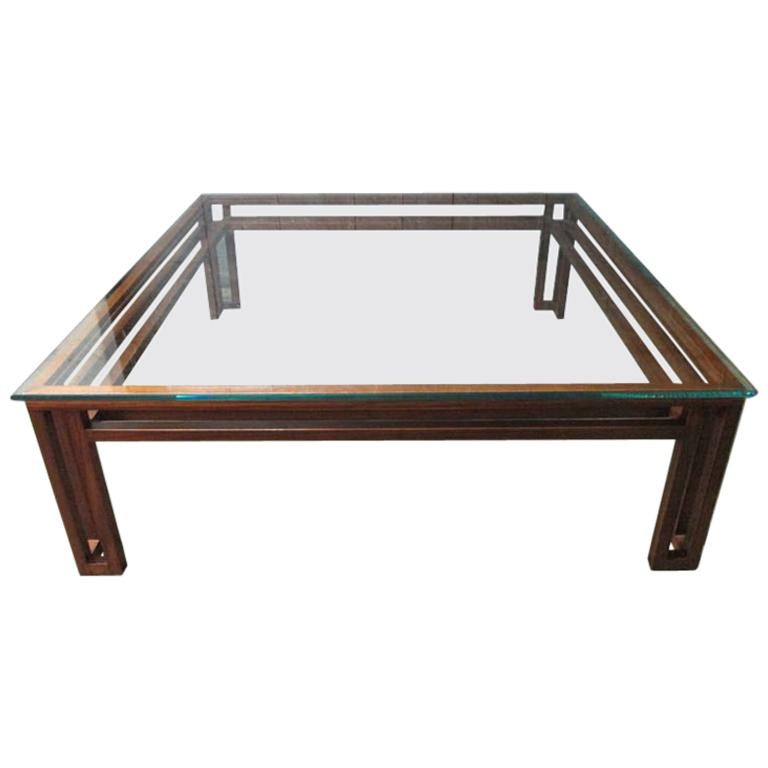 Danish Mid Century Modern Coffee Table For Sale At 1stdibs