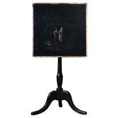 19th Century Gustavian Tilt-Top Table