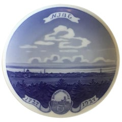Royal Copenhagen Commemorative Plate from 1927 RC-CM249