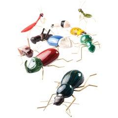 Handmade Ceramic Accessories Fauna Color Collection