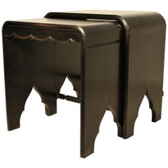 Vienna Secession Side Tables