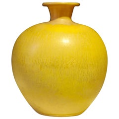 Berndt Friberg, Stoneware Vase, Gustavsberg, Sweden, 1969