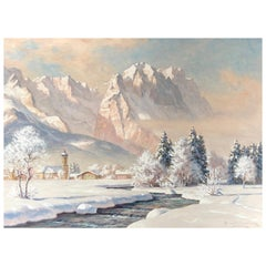 """Fresh Snow in Bavaria"" by Erwin Kettemann"