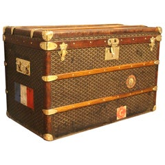 1920s Steamer Trunk from Goyard