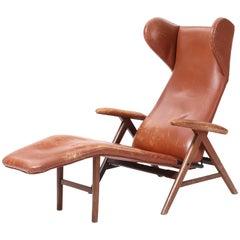 Lounge Sessel von h.w. Klein zugeschrieben Bramin, Dänemark, 1960er Jahre