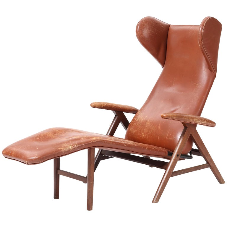 Lounge Sessel Von H W Klein Zugeschrieben Bramin Danemark 1960er