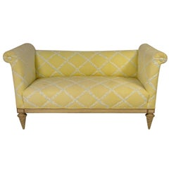 1940s French Settee