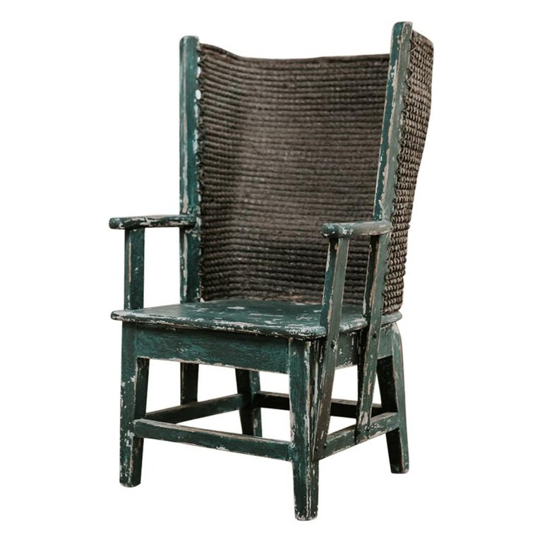 19th Century Orkney Chair For Sale