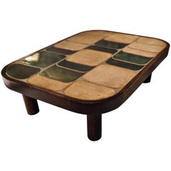 Shogun Coffee Table by Roger Capron, France
