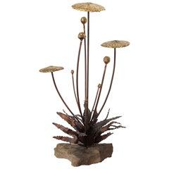 Mushroom Sculpture by John Steck, 1960s
