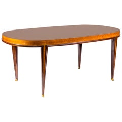 Dining Table in the Style of Paolo Buffa, circa 1950s