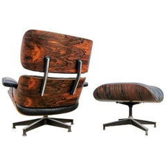 Mesmerizing Eames Lounge Chair and Ottoman for Herman Miller