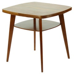 Square Coffee Table by Tatra, Czechoslovakia, 1960s