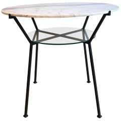 French 1950s Charles Ramos Table