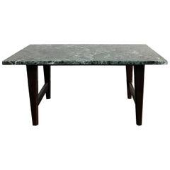Italian Mid-Century Modern Marble Coffee Table, 1960s