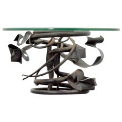 Albert Paley Coffee Table