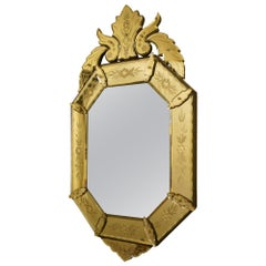 French Venetian Mirror