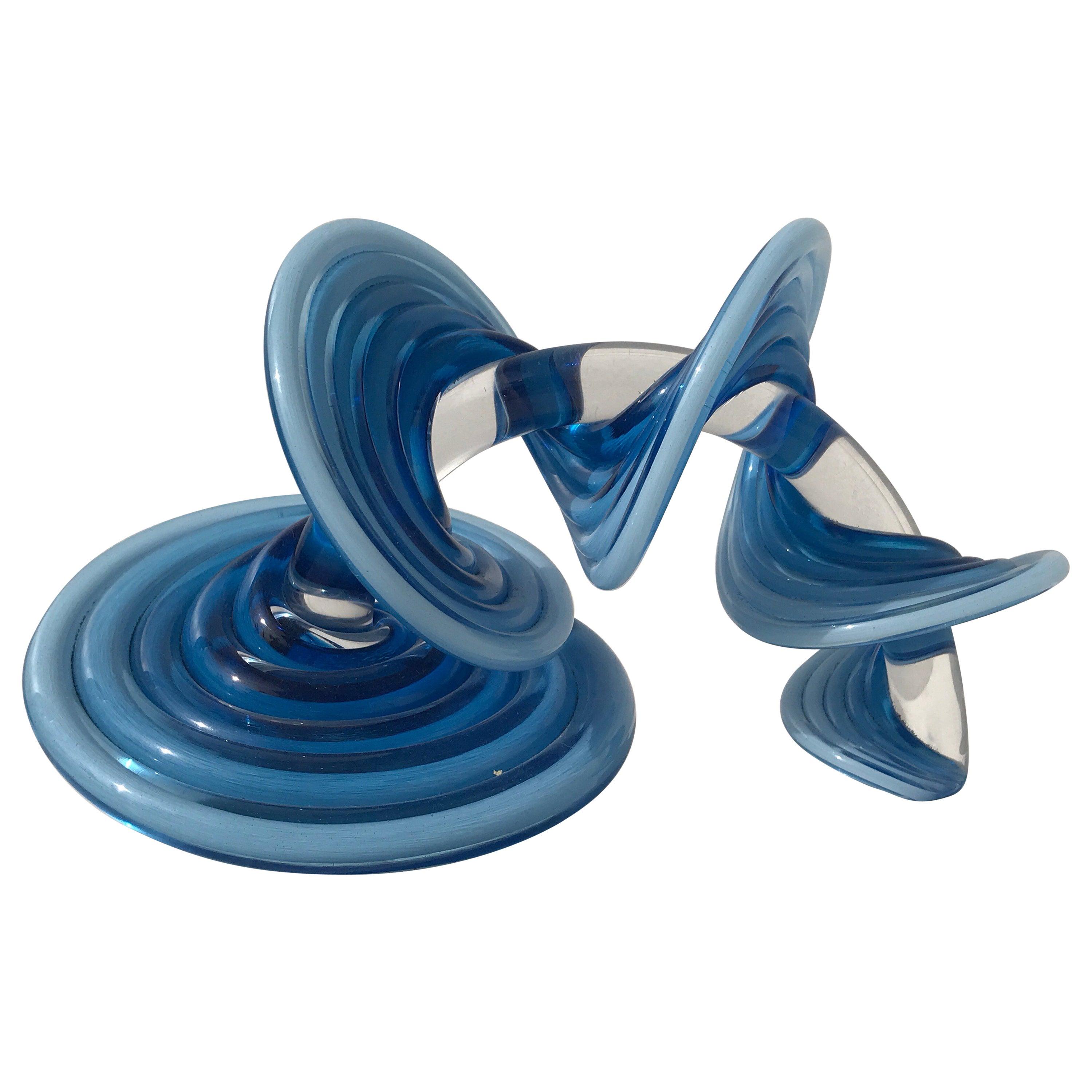 Vitrix Hot Glass Studio Sculpture