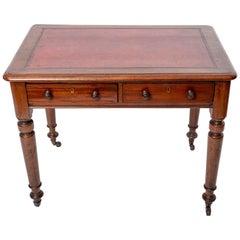 Early 19th Century Mahogany Writing Table