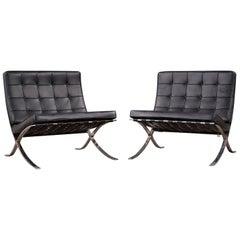 Mies Van Der Rohe Barcelona Chairs