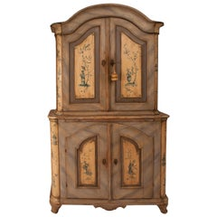 Antique Swedish Cabinet