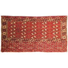Very Fine Antique Tekke Turkomen Rug, circa1900