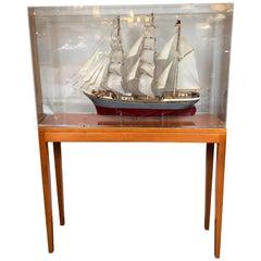 Adelaide Sailing Ship Model and Display