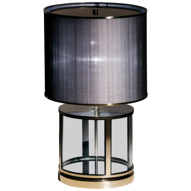 Blainey North Collection Chasm table lamp, new
