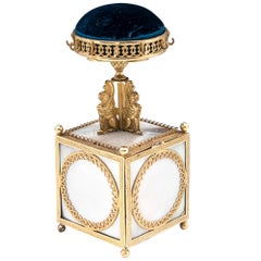 Antique Palais Royal Jewelry Holder